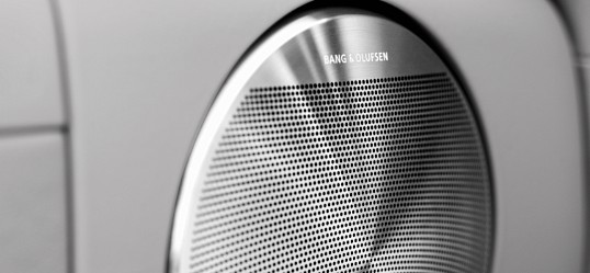 Perforated loudspeaker grills