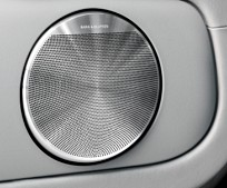 Car loudspeaker fine hole perforation from RMIG Nold