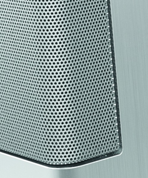 Hi fi speaker fine hole perforation Nold