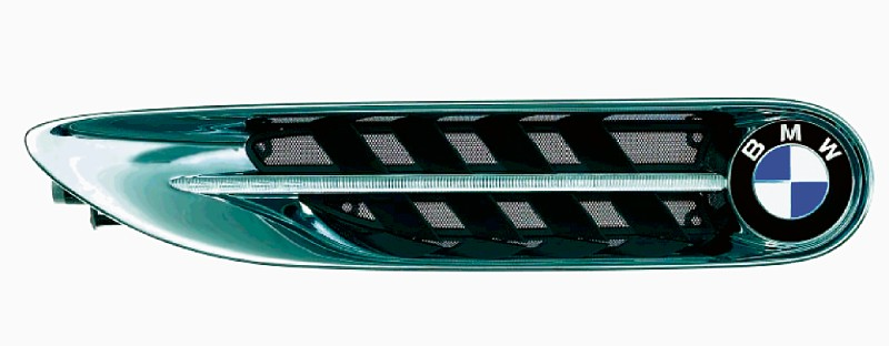 RMIG expanded metal used for car ventilation grille
