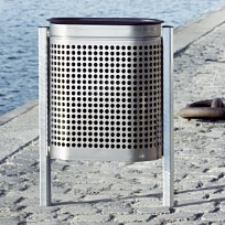 RMIG Series 600 Outdoor litter basket