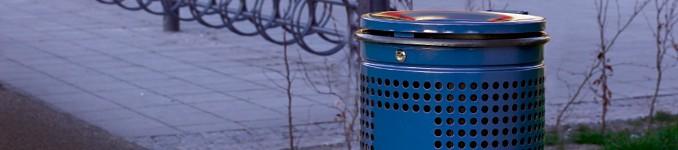 RMIG Litter Baskets - series 800