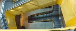 Chapas perforadas de RMIG usadas como barandillas