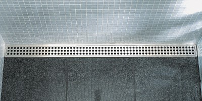 Perforated drain