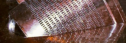 Hot dip galvanising of perforated product