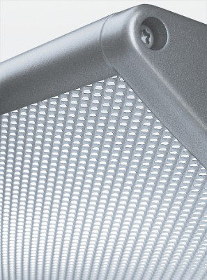 Innovative perforated lighting