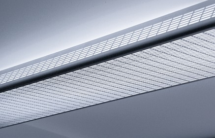 RM Perforation used for lighting