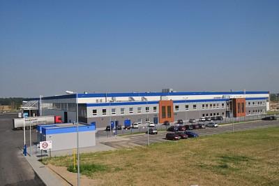 Nowy magazyn RMIG w Bieruniu k/Tychów, Polska