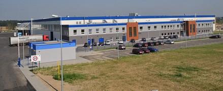 Nieuw RMIG magazijn in Bieruń, Polen