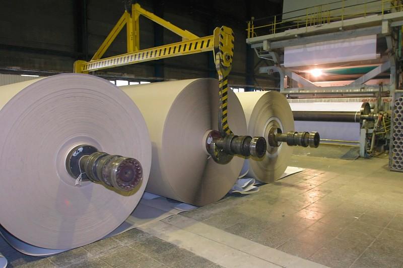 Massa- och papperstillverkning