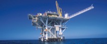 Lamiere forate per settore petrolchimico