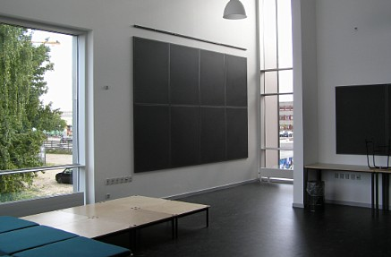 RMIG Richfon - sound absorbing notice boards from RMIG