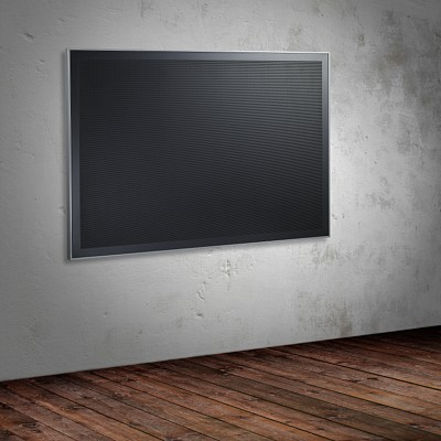 WALL - sound absorbing notice boards