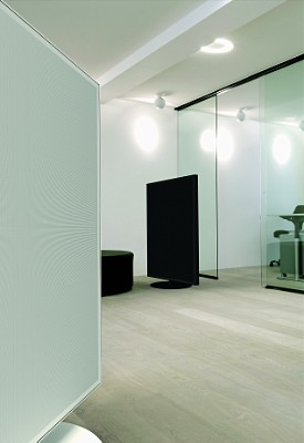WALL - sound absorbing partitions