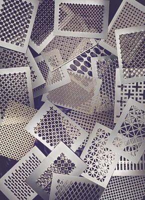 RMIG ornamental perforations