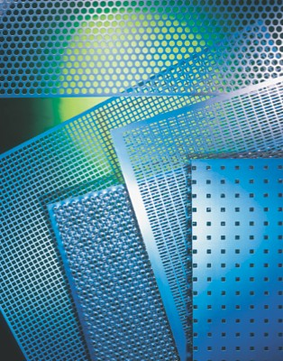 Perforated sheets from RMIG
