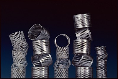 Perforated products from RMIG
