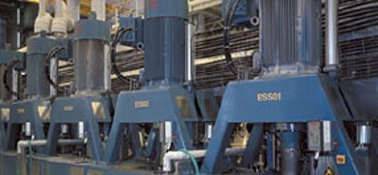Tamices RM para centrifugación