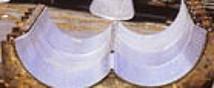 Chapas RM para prensado de pulpa