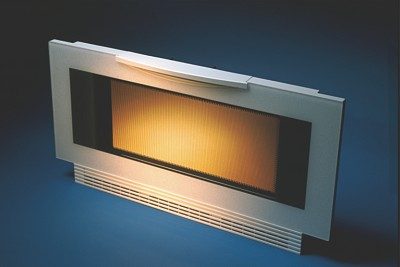Perforated sheets from RMIG used for door for microwave ovens
