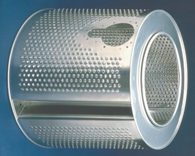 Perforated sheets used for household appliances
